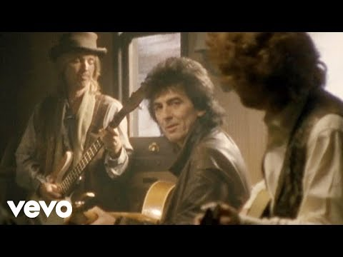 End Of The Line de Traveling Wilburys Letra y Video