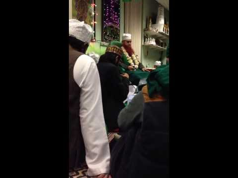 Mera Murshid Sohna (HAQA) - Iqra Education Centre - Mehfil-E-Zikr (Preston) on 17th October 2013