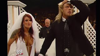 getlinkyoutube.com-Edge and Lita Wedding Ceremony 6/20/05