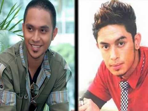 Wajah Artis Lelaki Malaysia yg Seiras
