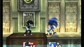 getlinkyoutube.com-Scott Pilgrim vs SMBZ Sonic [Water Temple]