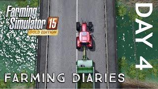 getlinkyoutube.com-Farming Simulator 2015   Gold Edition Diaries   Day Four
