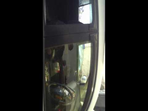 Блок управления стеклоподъёмниками