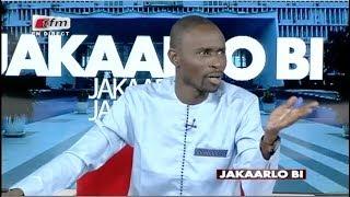 REPLAY - Jakaarlo Bi - Invité : MAMADOU BERTHE & AMADOU DIOUF - 20 Juillet 2018 - Partie 2