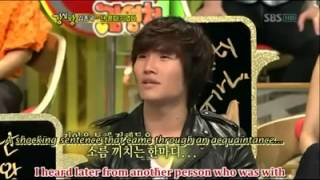 getlinkyoutube.com-Kim Jong Kook @ Strong Heart - I'm A Loner Cut Eng Sub
