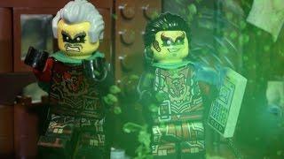 Time Twins - LEGO NINJAGO - Stop Motion