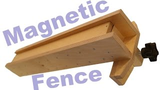 Homemade Table Saw - 1: Fence Build and Alignment