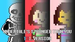 getlinkyoutube.com-Undertale's Stronger Than You (Tri. Version) Lyrics Only