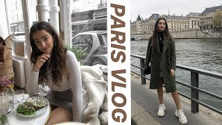 4 Nights In Paris 🥖☕️ Travel Vlog 2018