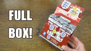 getlinkyoutube.com-England 2016 Adrenalyn XL - FULL BOX OPENING! - UEFA Euro 2016