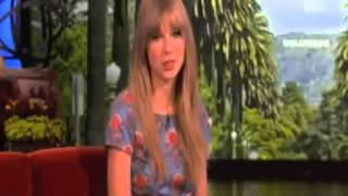 getlinkyoutube.com-Taylor Swift gets scared by Ellen 8 Times)