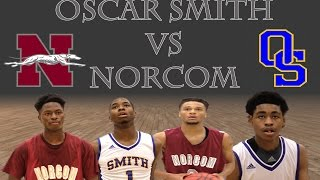 Norcom Vs Oscar Smith Benefit Game Highlights !!!!!!