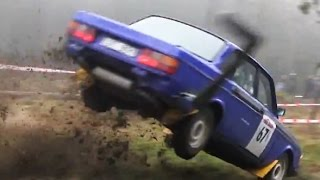 getlinkyoutube.com-Rally Crash Compilation, The Best Swedish Rally Crashes & Accidents Full HD Part 6