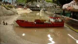 getlinkyoutube.com-Nordostseewoche 2014  Vol 2- rc model ships at the Miniatur Wunderland Hamburg