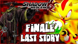 getlinkyoutube.com-Shadow the Hedgehog - (1080p) Last Story - FINALE