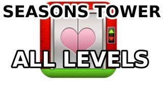 getlinkyoutube.com-100 Floors - ALL LEVELS - Valentine's Special - Seasons Tower- Walkthrough