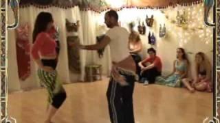 getlinkyoutube.com-ASI HASKAL  with Orit Maftsir  BELLY DANCE WORKSHOP