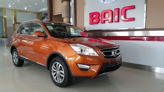 getlinkyoutube.com-BAIC X65 2.0T TURBO 2017 | KYLIN-GX668
