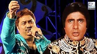 getlinkyoutube.com-When Kumar Sanu BECAME Amitabh Bachchan's Voice