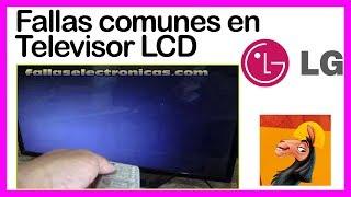 getlinkyoutube.com-Fallas comunes en Televisor LCD LG