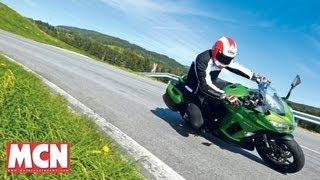 getlinkyoutube.com-Kawasaki Z1000SX | First Rides | Motorcyclenews.com