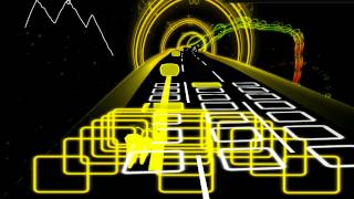 getlinkyoutube.com-Audiosurf 2 - The Wanted Chasing The Sun
