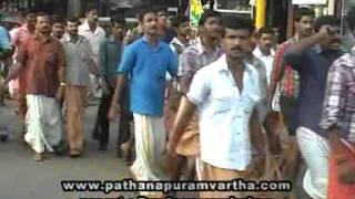 getlinkyoutube.com-ABVP leader killed,protest by ABVP