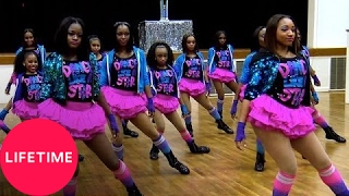 getlinkyoutube.com-Bring It!: Stand Battle: Dancing Dolls vs. YCDT Supastarz Fast Stands (S2, E1) | Lifetime