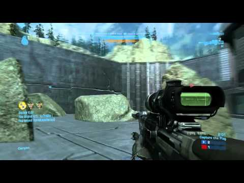 Wyzaard - Clean Halo: Reach MLG Overkill Extermination (Sanctuary CTF)