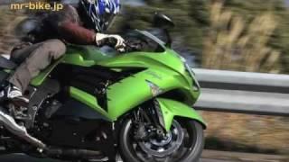 getlinkyoutube.com-2012 Kawasaki ZX-14R Test Ride Web Mr.Bike