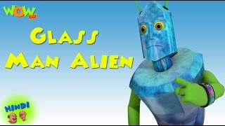 getlinkyoutube.com-Glass Man Alien - Motu Patlu in Hindi