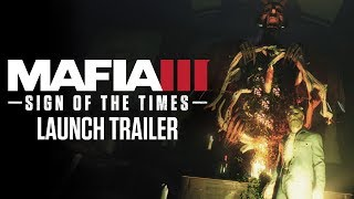 Mafia III - Sign of the Times DLC Launch Trailer