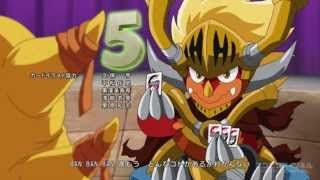 getlinkyoutube.com-Future Card Buddyfight Opening 3 (JPN) OP3