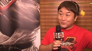 getlinkyoutube.com-Interview Yoshinori Ono : la nouvelle philosophie de Street Fighter V