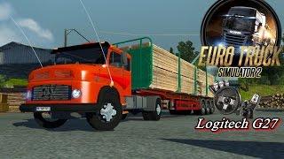 getlinkyoutube.com-Euro Truck Simulator 2 -- mercedes 1519 -- pedido de wenceslau Wroblewski-