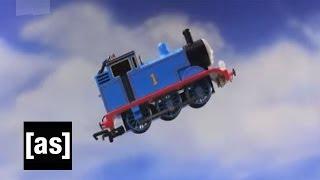 getlinkyoutube.com-Blow Some Steam | Robot Chicken | Adult Swim