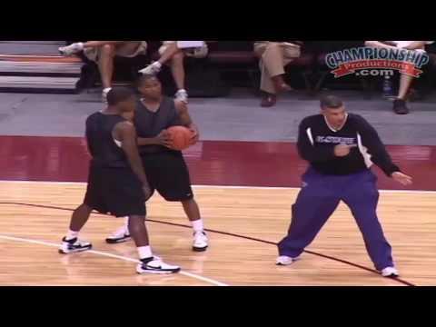 Frank Martin: Ball Denial Pressure Defense
