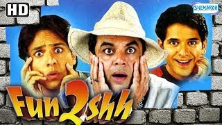 Fun2shh (2003) (HD & Eng Subs) - Paresh Rawal - Gulshan Grover - Raima Sen - Best Comedy Movie