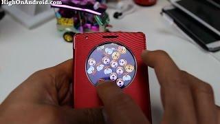 getlinkyoutube.com-LG G Flex 2 Circle Case Review!