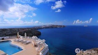 getlinkyoutube.com-Santorini Vacation Travel Guide | Expedia