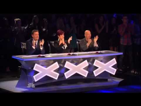Snap Boogie, Q1 ~ America's Got Talent 2011 ~ Top 48 ~ LIVE