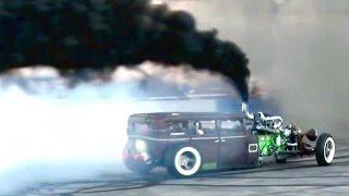 PRIUS REPELLANT - 1,000hp Diesel Rat Rod