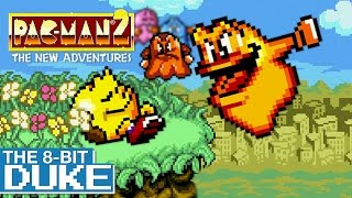 getlinkyoutube.com-Pac-Man 2 The New Adventures - The 8-Bit Duke