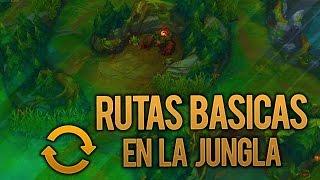 getlinkyoutube.com-ElmiilloR - S6 Rutas básicas de jungla
