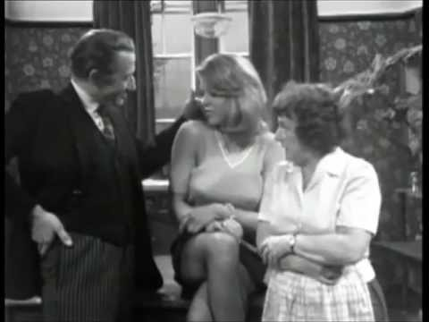 Margaret Nolan in comedy series Nearest & Dearest (1968)