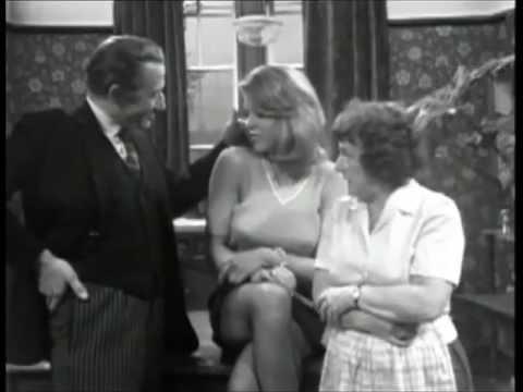 Margaret Nolan in comedy series Nearest & Dearest (1968)