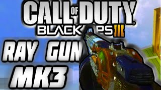 Call of Duty Black Ops 3 ZOMBIES HUGE LEAKED RAY GUN MK3 WONDER WEAPON Mark 3 & PaP BO3 INFO/NEWS