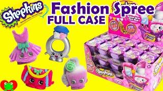 getlinkyoutube.com-Shopkins Season 4 Fashion Spree Blind Baskets Full Case
