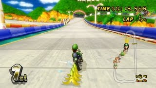getlinkyoutube.com-Mario Kart Wii - CTGP Speed Modifier!