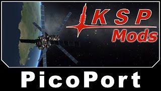 getlinkyoutube.com-KSP Mods - PicoPort